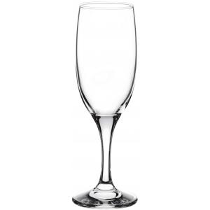 Бокал для шампанского флюте 190 мл. d=54, h=190 мм Бистро Б /202521/ /12/